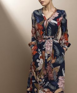 Stenströms Beatrice Viscose Dress Patterned