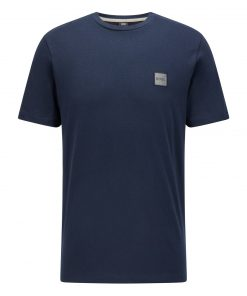 Hugo Boss Tales Crew Neck T-shirt Dark Blue