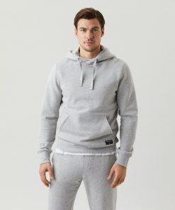 Björn Borg Centre Hood Light Grey Melange