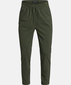 Peak Performance Any Jersey Pants Women Thrill Green