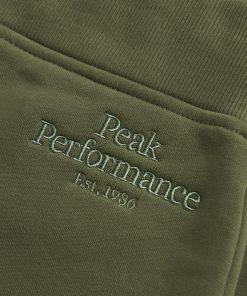 Peak Performance Original Pant Women Thrill Green