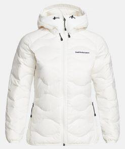 Peak Performance Helium Hood Jacket Women Off White