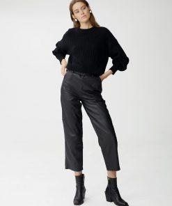 Gestuz Alpiagz Pullover Black