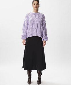 Gestuz Tamargz Pullover Pastel Lilac
