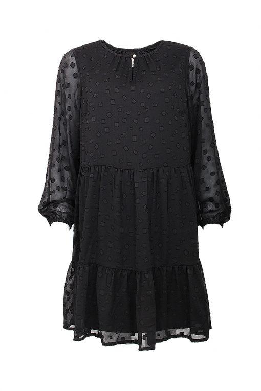 STI Kiranna Dress Black