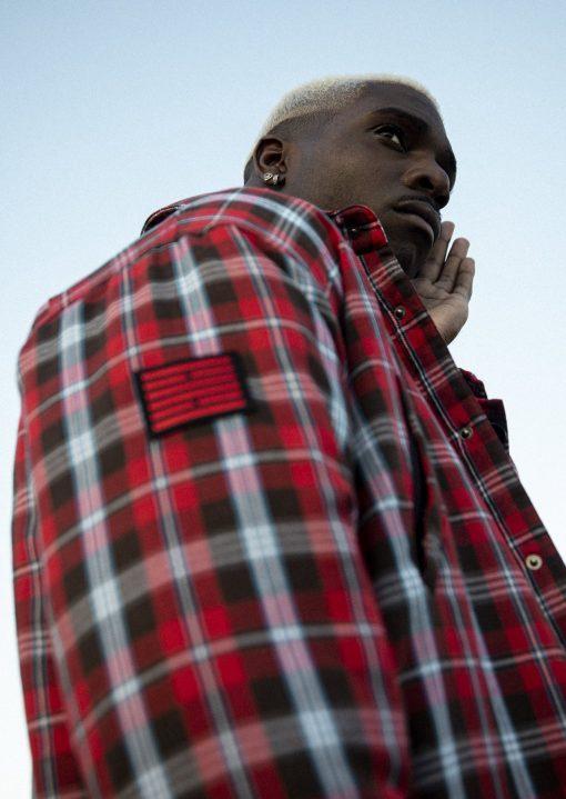 Billebeino Hank Lumberjack Jacket Red