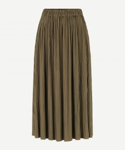 Samsoe & Samsoe Uma Skirt Dark Olive