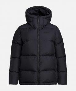 Peak Performance Rivel Puffer Jacket Women Black