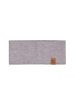 Superyellow Saame Headband Light Grey