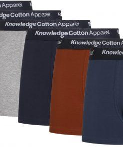 Knowledge Cotton Apparel Maple 6- Pack Underwear Multi
