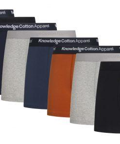 Knowledge Cotton Apparel Maple 10 Pack Underwear Multi