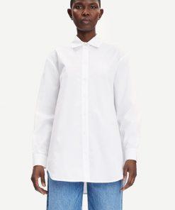 Samsoe & Samsoe Haley Shirt White