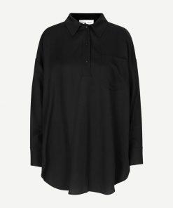 Samsoe & Samsoe Rodea Shirt Black