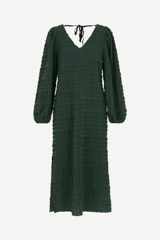 Samsoe & Samsoe Anai Long Dress Scarab