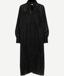 Samsoe & Samsoe Dorothe Dress Black
