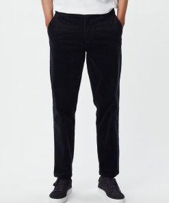 Les Deux Como Reg Corduroy Pants Dark Navy