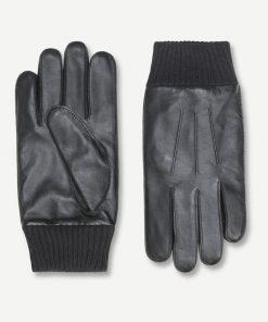 Samsoe & Samsoe Hackney Gloves Black