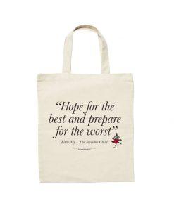 Makia Hope Tote Bag Ecru