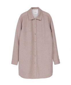 Makia Serenity Shirt Jacket Dusk